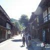 江戸時代の旅人になりきって食べ歩きを楽しむ「妻籠宿」【長野】