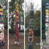 日本一トーテムポールが乱立する公園「流山市総合運動公園」【千葉】