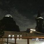 闇にそびえる要塞、はたまた秘密基地?「印旛日本医大駅」【千葉】