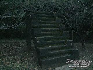 処刑台という噂は本当? 謎の13階段「佐倉城址公園」【千葉】