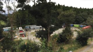 森の広場に電車が集結! 車両の第二の人生「いすみポッポの丘」【千葉】