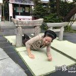 くぐってみよう! ちっちゃな鳥居がいっぱい「粟嶋神社」【熊本】
