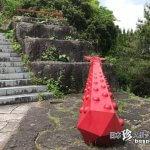 鬼の回廊、鬼瓦、鬼の広場──の鬼づくし公園「鬼の城公園」【熊本】