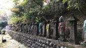 江戸時代に豪商が50年かけて作った羅漢像「長慶寺・五百羅漢」【富山】