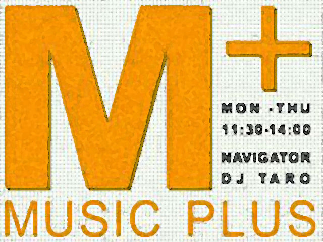 J-WAVE「MUSIC PLUS」出演