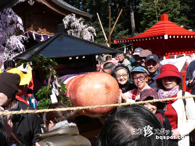 田縣神社・豊年祭