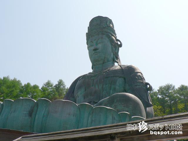昭和大仏 青龍寺