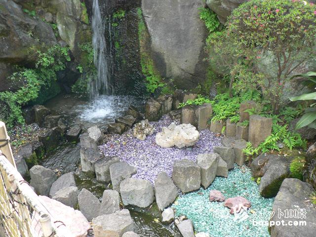 信玄の里 宝石庭園 宝石資料館