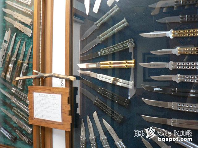 世界のナイフ資料館