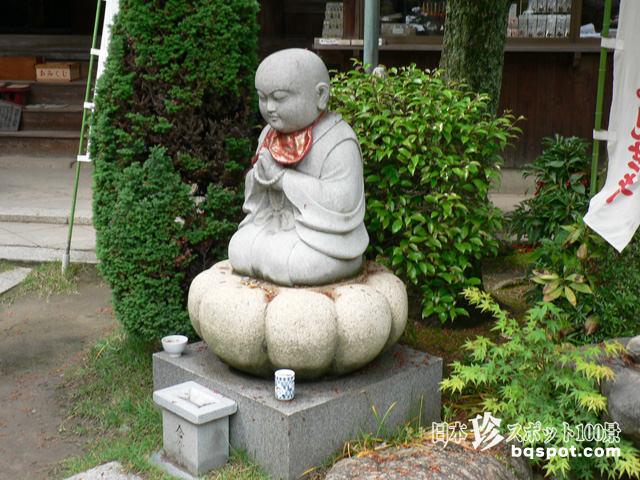 ハズ観音かぼちゃ寺(妙善寺)