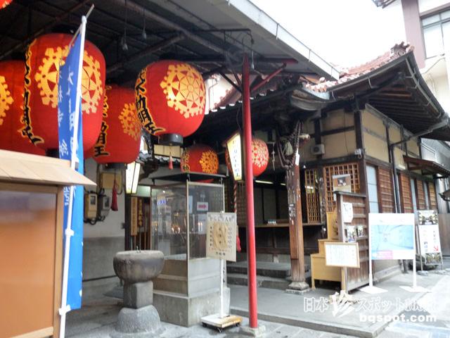 万松寺 水晶殿