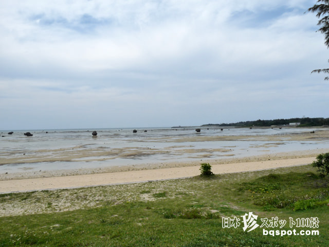 佐和田の浜・絶景ポイント