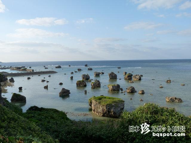 東平安名崎 マムヤの墓