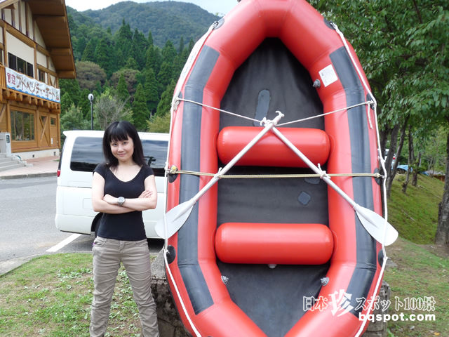 アドベンチャーボート