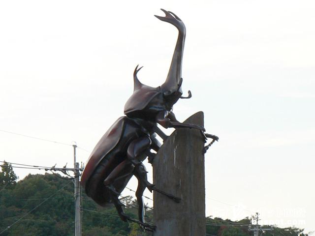 昆虫の里たびら