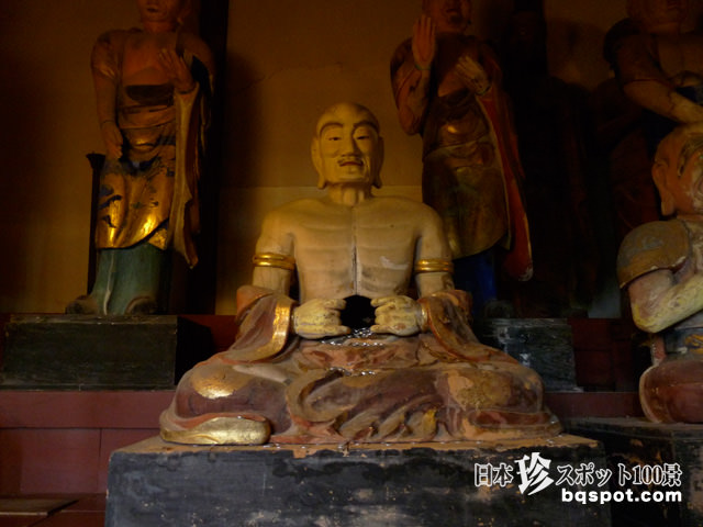 地蔵寺 五百羅漢