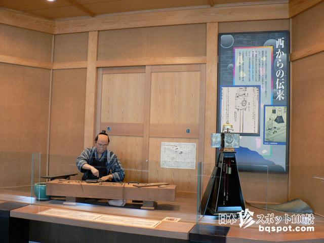 金沢港大野からくり記念館