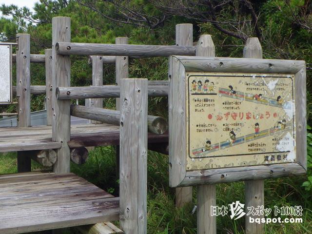 森林公園大滑り台