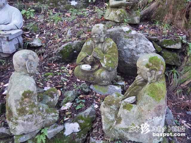 満福寺・昭和羅漢