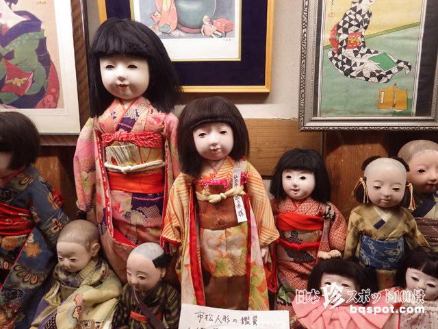 白石人形の蔵