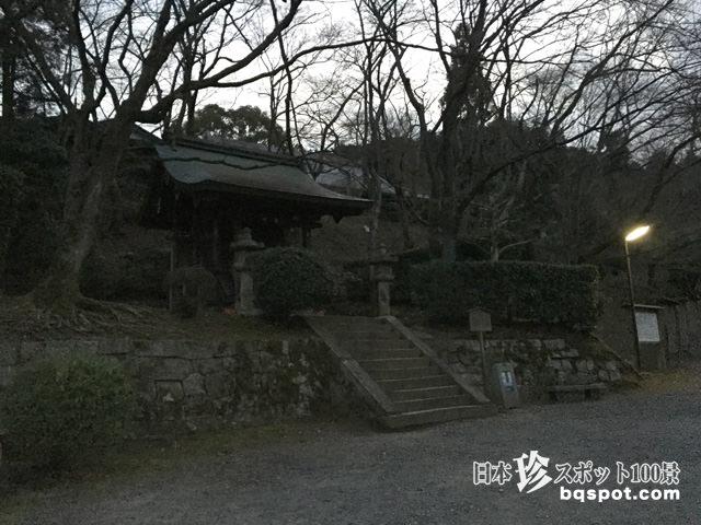 園城寺・三井寺・鉄鼠
