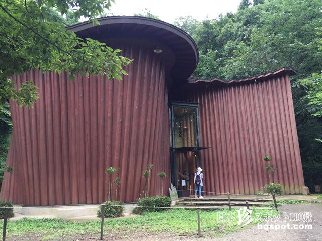 あけぼの子どもの森公園・ムーミンの家