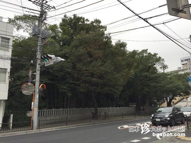 八幡の藪知らず(不知八幡森)