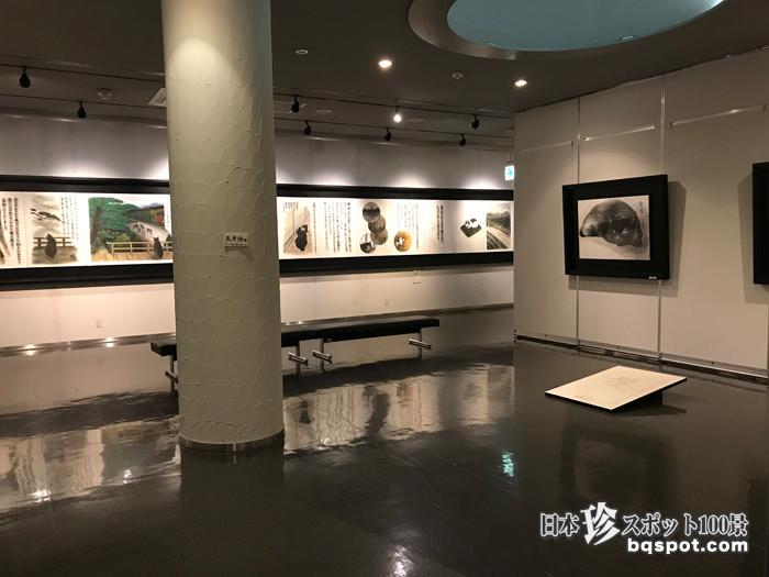 中浜稔猫美術館