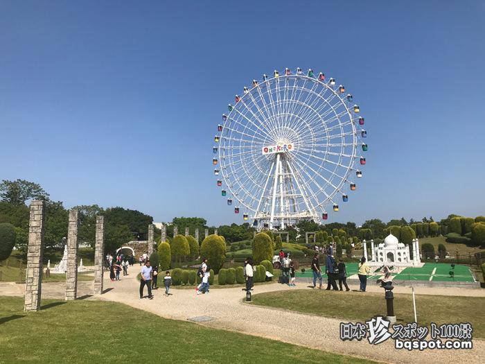 淡路ワールドパークONOKORO・ミニチュアワールド