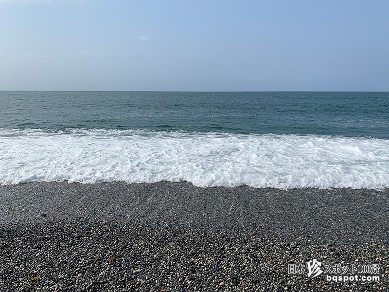親不知海岸